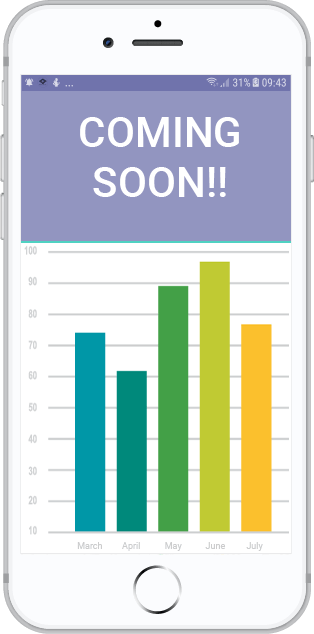 Coming soon analytics screen
